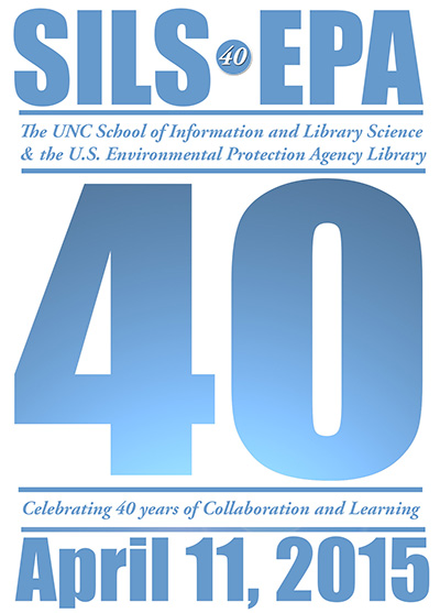 SILS And The US Environmental Protection Agency EPA Research Triangle Park RTP Library Celebrated 40 Years Of Collaboration Education Experience