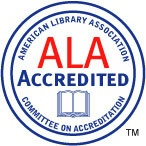 American Library Association accredited logo