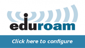 eduroam configuration buttom