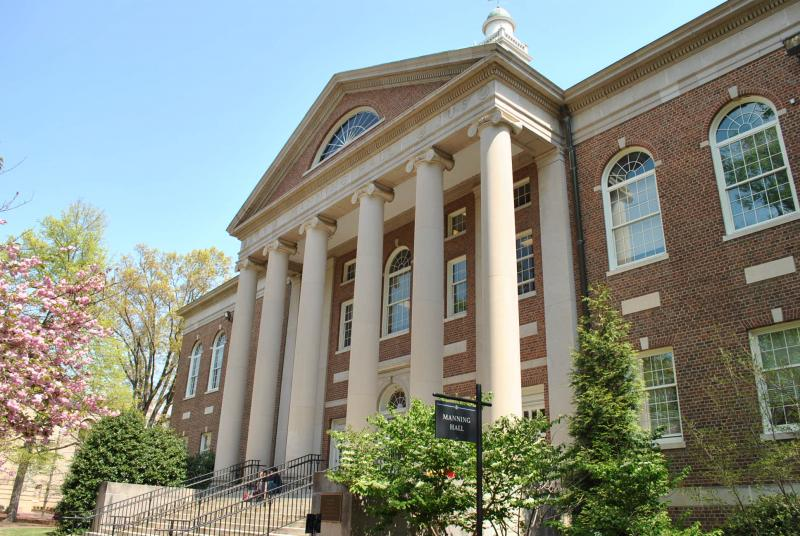 Manning Hall - University of North Carolina at Chapel Hill