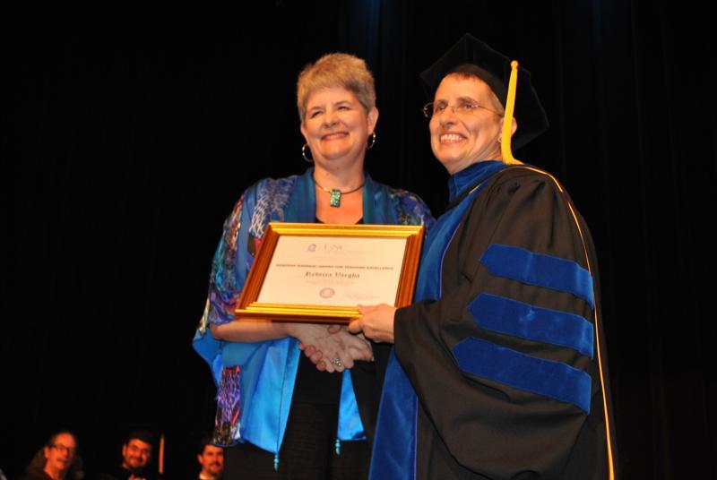 Rebecca Vargha and Dr. Barbara Wildemuth