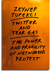 Twitter and Teargas book cover