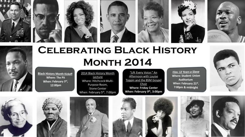 Download this Celebrating Black History Month picture