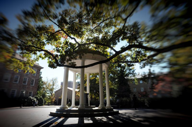 UNC at Chapel Hill Old Well