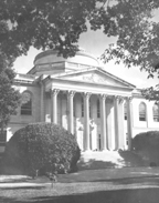 photo of Wilson library