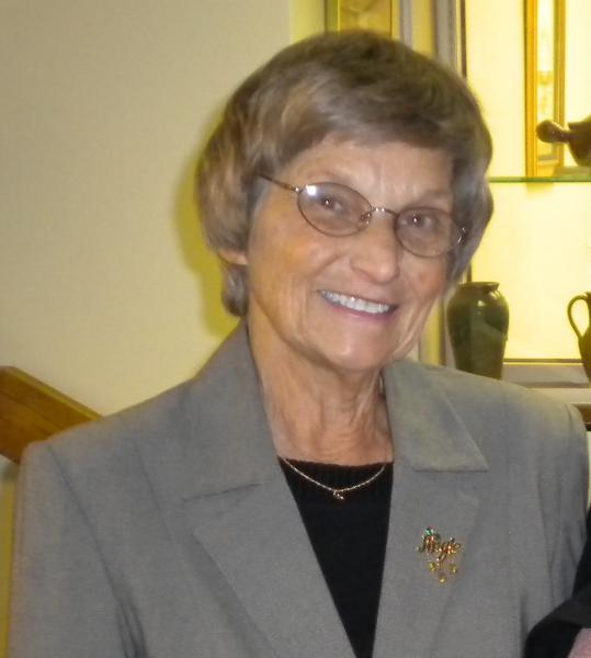 photo of SILS alumna Barbara Bonomo Newnam