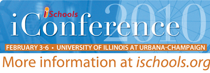 iConference banner