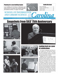 photo of Fall 2007 newsletter