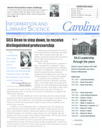 photo of winter 2004 newsletter