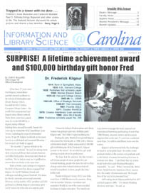 spring 2004 newsletter cover
