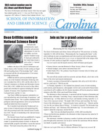 summer 2006 newsletter cover